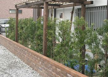 フェンス・塀