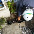 漏水修繕工事をおこないました。